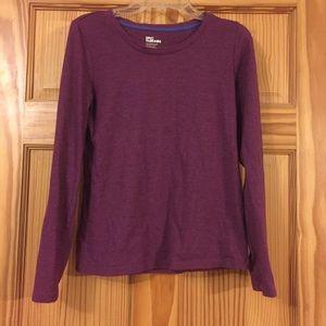 Like New! Girls Epic Threads purple long sleeve